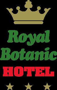 Royal Hotel Botanic*** Lublin Logo